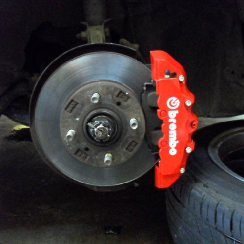 Six-Styles-4pcs-Brembo-Look-Car-Styling-Brake-Caliper-Covers-Disc-Auto-Universal-M-S-Red